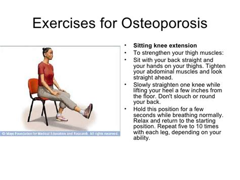 preventing osteoporosis   exercises