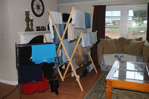 drying clothes in bedroom hang drying laundry indoors new life on a homestead