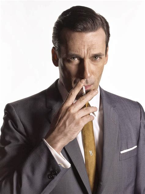 Chatter Busy Jon Hamm Quotes