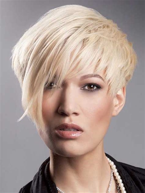hairstyles with longer layers on top and short at the back pictures of short haircuts with bangs short hairstyles