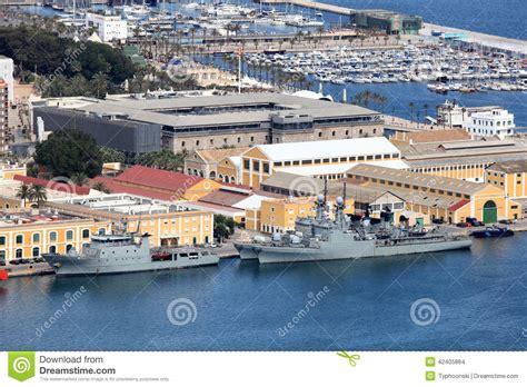 porto di cartagine porto di cartagine spagna fotografia stock immagine di