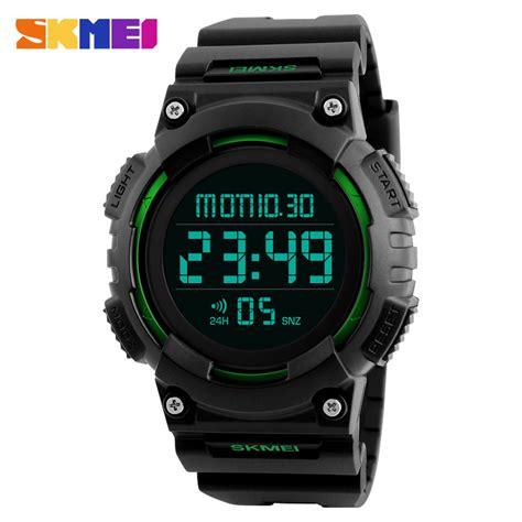 Skmei Jam Tangan Digital Pria Dg1248 Black Green skmei jam tangan digital pria dg1248 black green