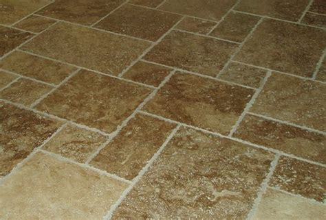 tile pattern descriptions tuscany walnut travertine tile in a versailles pattern