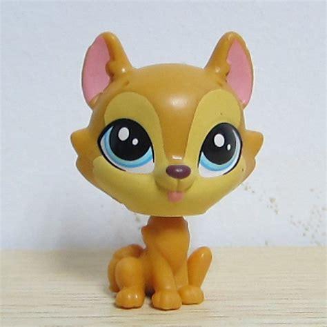 lps pomeranian littlest pet shop lps figure toys animals shiba inu puggy 81 ebay