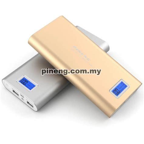 Power Bank Pineng 20000mah pineng pn 989 20000mah power bank gold