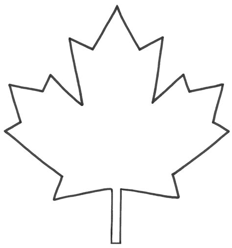 leaf pattern black and white clipart maple leaf clip art black and white cliparts co