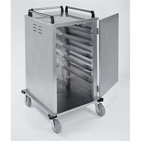room service cart lakeside 5510 lakeside 5510 stainless steel enclosed room service cart 36 3 4 quot w