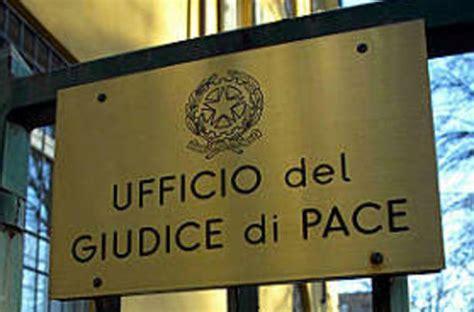 uffici giudice di pace salvo ufficio giudice di pace di pescina niente da fare
