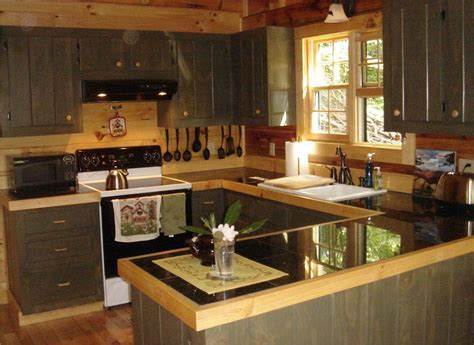 lodge kitchen astounding cabin kitchen cabinets pics design ideas dievoon