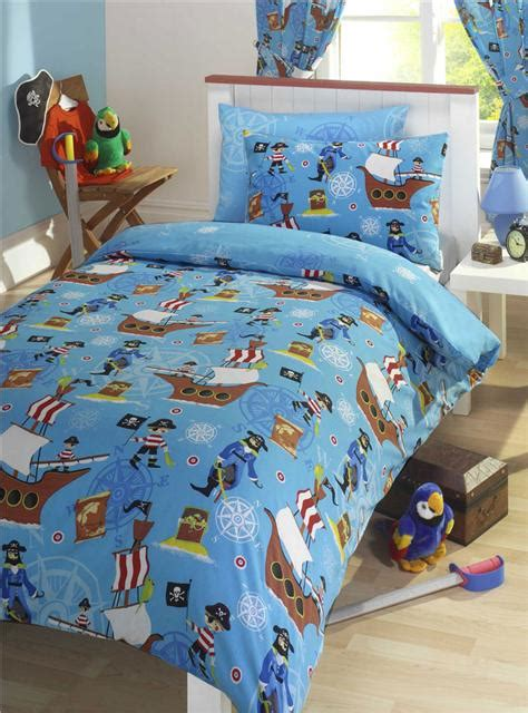 Single Bed Sets For Boys Size New Jet Planes Bedding Boys Blue Duvet Cover Bed Set Ebay