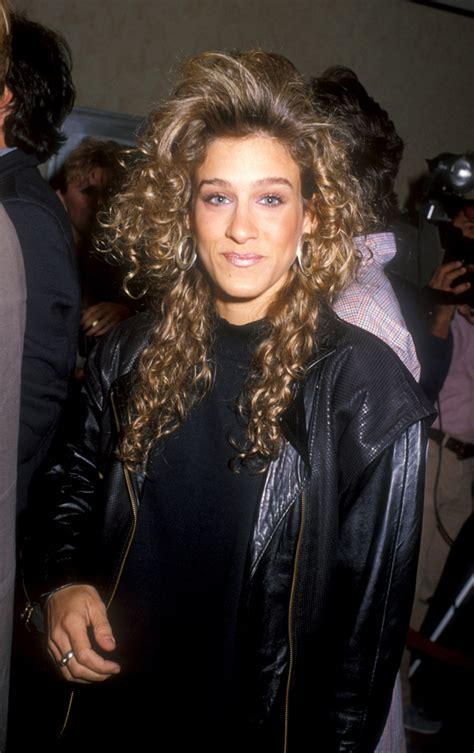 hair dos in 1988 17 times sarah jessica parker wore some truly epic 80s