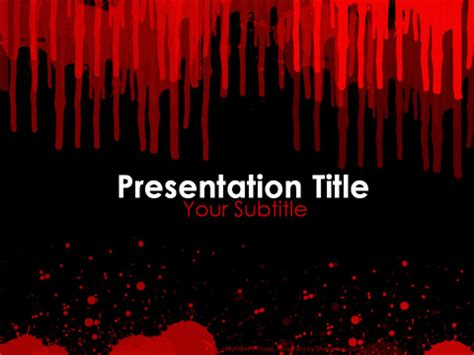 ppt templates free download blood free textures powerpoint templates themes ppt