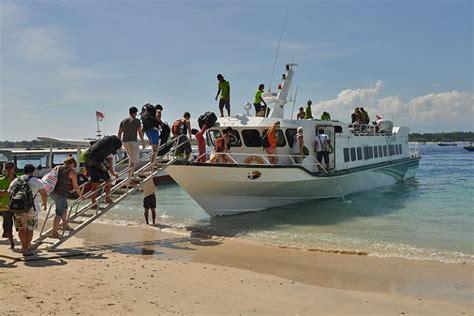 fast boat ke gili air fast boat ke gili