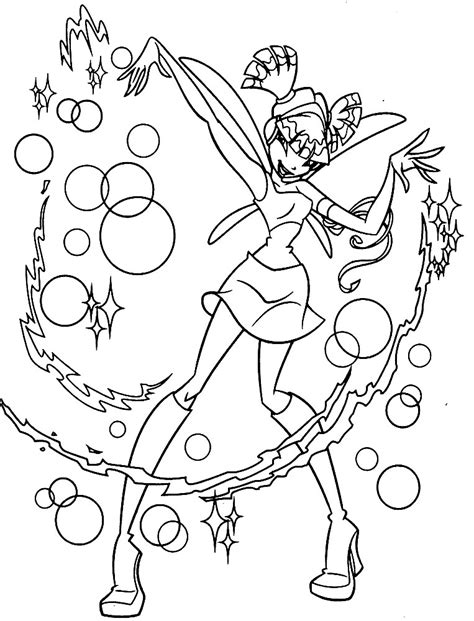 imagenes para colorear winx club imprimir im 225 genes dibujos para colorear winx club para