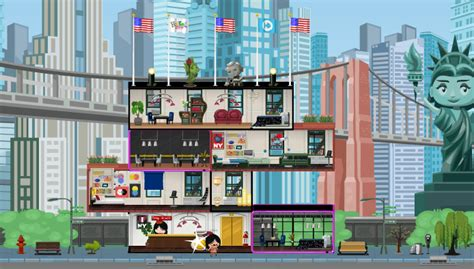 themes hotel games hotel city unlock new exclusive nyc themed rooms and