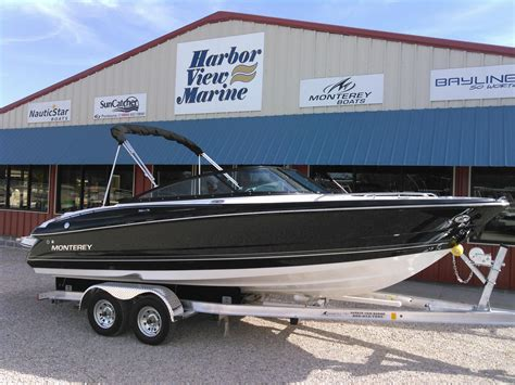 monterey boats for sale monterey 224fs boats for sale in florida boats