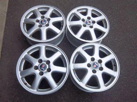 find 16 saab 900 9 3 9 5 oem bbs factory wheels rims 98
