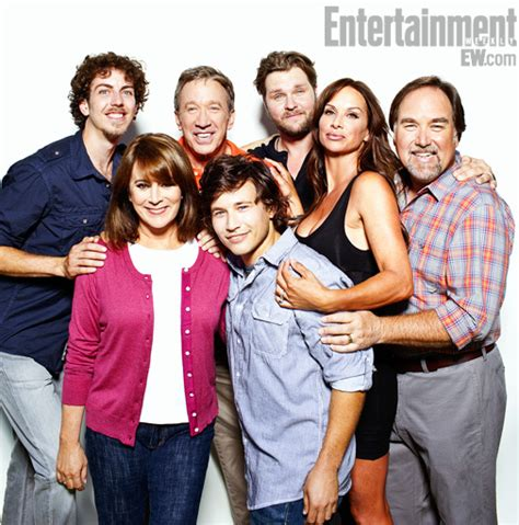 this is what the cast of quot home improvement quot looks like now