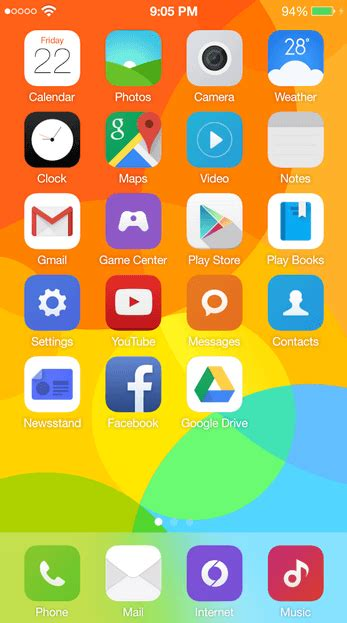 best ios launcher for android best ios launchers for android 2016