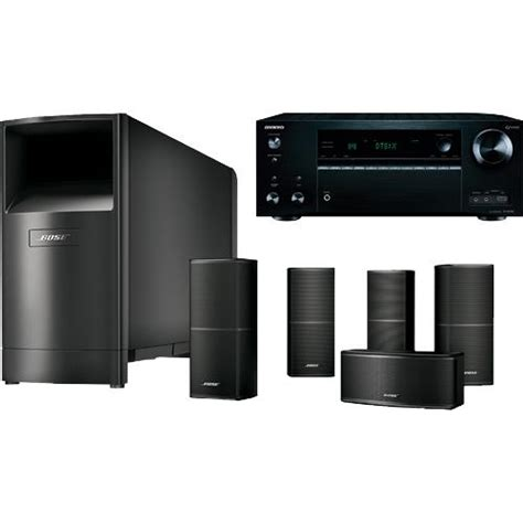 onkyo txnr757 bose 5 1 home theater bundle brandsmart usa