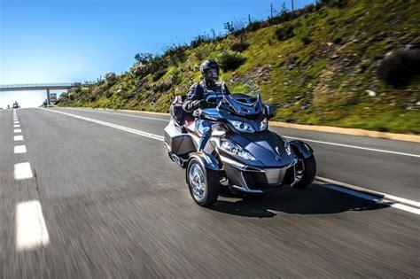 Dreirad Motorrad Can Am by Dreirad Roadster Can Am Spyder Wenn Aller Guten Dinge