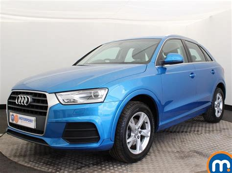 audi q3 second used audi q3 for sale second nearly new cars