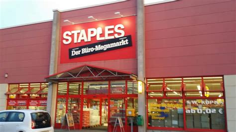 staples office equipment max peters str 6 duisburg