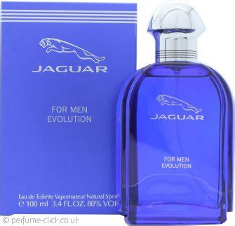 Sprei Jaguard jaguar evolution eau de toilette 100ml spray