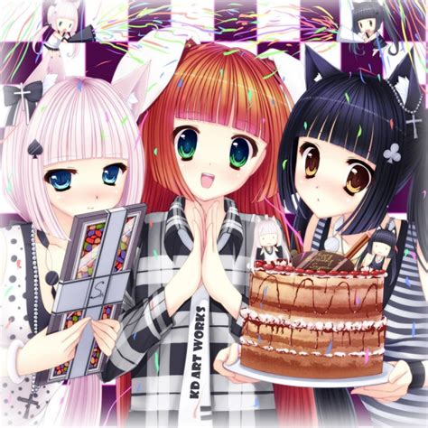 3 Anime Best Friends by Anime Friendship Images Frienship Wallpaper And Background