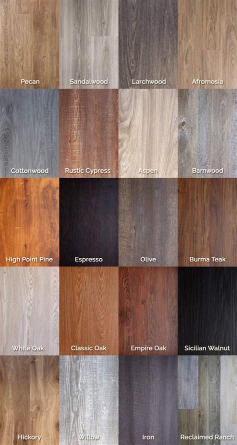 Luxury Vinyl Flooring   Wood Grain Planks   Trident Click