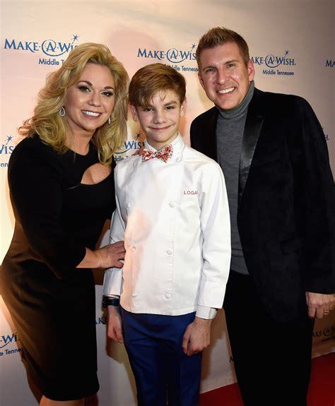 todd chrisley and julie julie chrisley and logan guleff photos photos zimbio