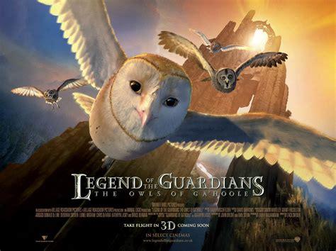 film kartun burung hantu masuki dunia burung hantu dalam legend of the guardian the