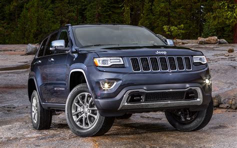 Jeep Grand 04 2014 Jeep Grand Limited Front 04 Photo 103