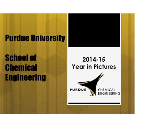 Purdue Mba In Manufacturing Technology Management by Publications About Us Davidson School Of Chemical