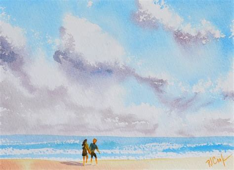 watercolor tutorial beach 64 best images about fort lauderdale paintings on
