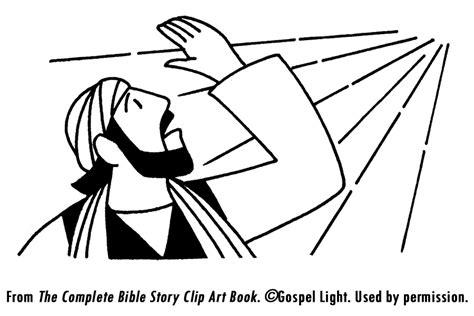 Saul On The Road To Damascus Coloring Page Coloring Home Saul On The Road To Damascus Coloring Page