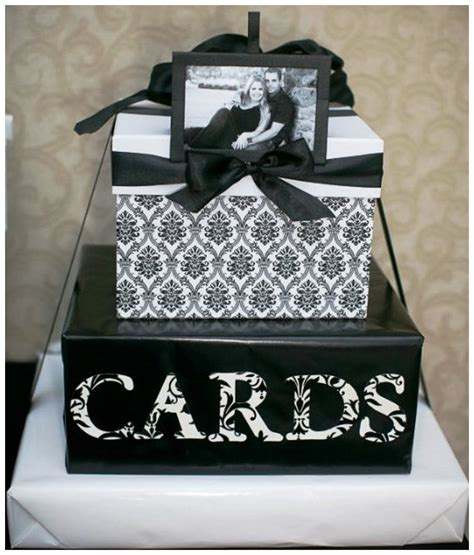 Diy Wedding Gift Card Box - 10 best wedding card box ideas diy 99 wedding ideas