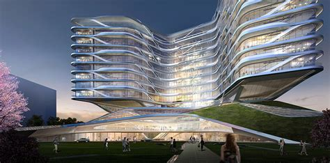 design hospital competition shanghai international hospital design competition
