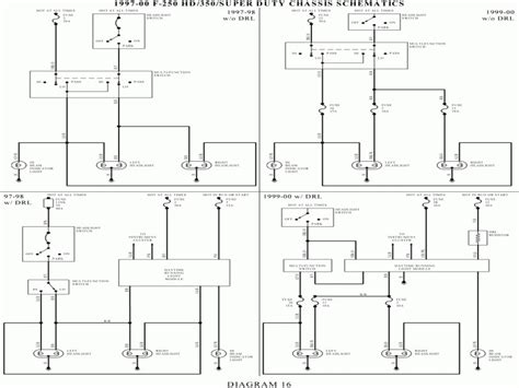 1995 ford f 150 headlight switch wiring diagram wiring