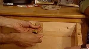 Kitchen Cabinet Trash Bin drawer stops today s homeowner