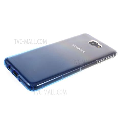 Samsung J7 Prime Blue Gradient Color Tpu Phone For Samsung Galaxy On7 2016