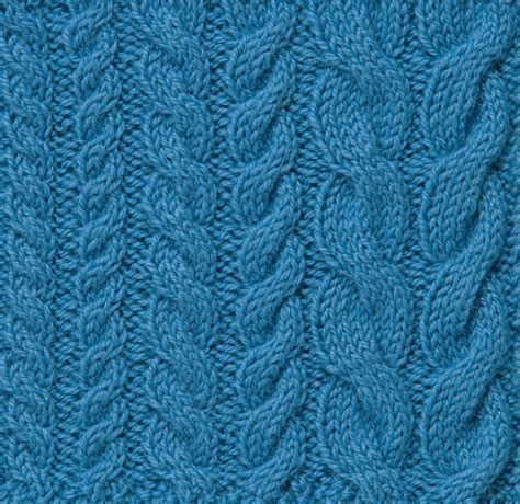 how to knit a cable stitch how to knit a cable easy as 1 2 4 3 stitch this