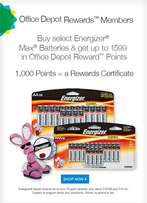 free after rebate batteries aa or aaa freebie depot