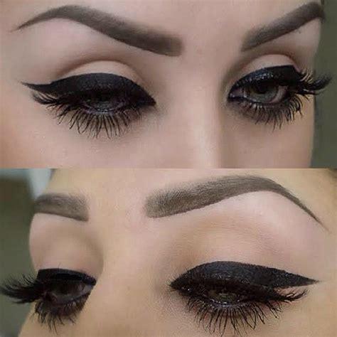 Eyeliner Harajuki 2 In 1 voila lash esqido mink lashes brow pomade black