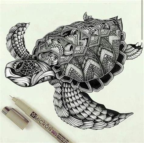 turtle pattern drawing turtle zentangle pattern d art pinterest turtle