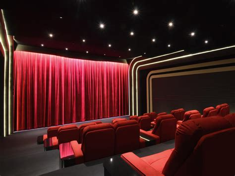 home theater curtains pictures options tips ideas hgtv