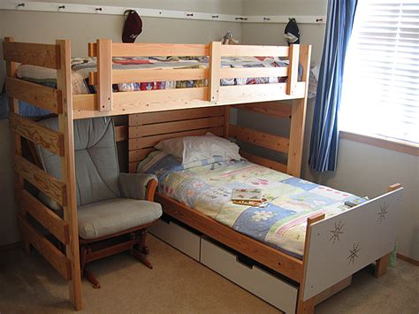vertical bunk bed bunk beds