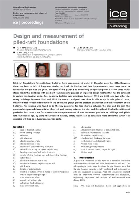 design application of raft foundations pdf free design and measurement of piled raft pdf download