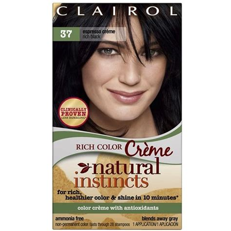 instincts color chart clairol hair color chart brown hairs of