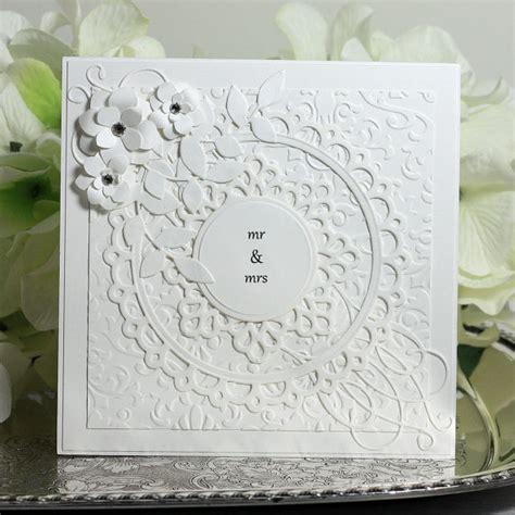 Wedding Announcement Best Wishes by Congratulations Wedding Card Best Wishes By
